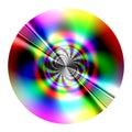 Disk - Fractal