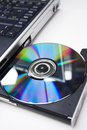 Disk overdrive... Royalty Free Stock Photo