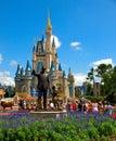 Disney Castle Walt Disney World