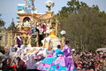 Disney Land Parade Stock Photo