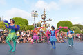 Disney Land Parade