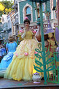 Disney Princess - Belle Royalty Free Stock Photos