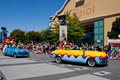 Disney Stars 'n' Cars Parade Royalty Free Stock Photo