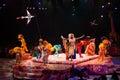 Disney World Festival Lion King Royalty Free Stock Photo