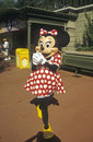 Disney World Magic Kingdom - Minnie Mouse Royalty Free Stock Photos