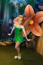 Disney World Tinkerbell Magic Kingdom Royalty Free Stock Photo