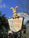Disneyland Paris March Hare