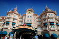 Disneyland Paris Obraz Royalty Free