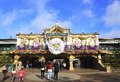 Disneyland paris Photo stock