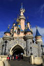 Disneyland paris Photos stock