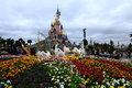 Disneyland paris Images stock