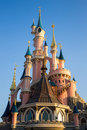 Disneyland Paris Castle Royalty Free Stock Image