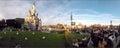 DISNEYLAND PARIS Princess Castle panorama