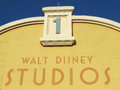 Disneyland paris walt disney studios Royalty Free Stock Photography