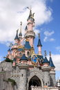 Disneyland Park near Paris Stock Photo