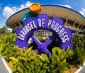 Disneys Carousel of Progress Royalty Free Stock Photo