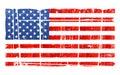 Zarmoucen americký vlajka