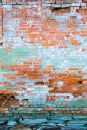 Distressed brick wall Royalty Free Stock Photos