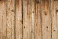 Distressed old wood plank boards background antique barn with nails Royalty Free Stock Photos