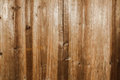 Distressed old wood plank boards background antique barn with nails Royalty Free Stock Photography