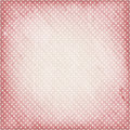 Distressed pale rose background with dots abstract textured dotty pattern in desaturated red Stock Photos