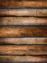 Distressed pine wood grain background Stock Photo