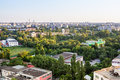 Districts from Bucharest Royalty Free Stock Photo