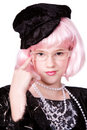 Diva with Specs Stock Images