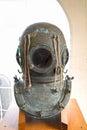 Diver helmet Stock Images