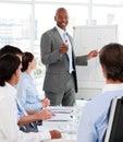 Diverse Business People Studyi...