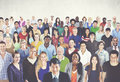 Diverse Diversity Ethnic Ethnicity Togetherness Unity Concept Royalty Free Stock Photo