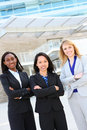 Diverse Ethnic Business Team Royalty Free Stock Photo