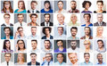 Diverse people. Royalty Free Stock Photo