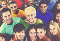 Diverse People Friends Togetheress Team Community Concept Royalty Free Stock Photo