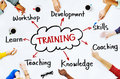 Diverse People And Training Co...