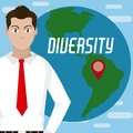 Diversity around the world