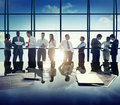 Diversity Business People Corporate Discussion Meeting Concept Royalty Free Stock Photo