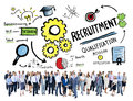 Diversity Business People Recruitment Profession Concept Royalty Free Stock Photo