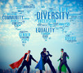 Diversity Community Population Business People Concept Royalty Free Stock Photo