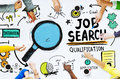 Diversity Hands Searching Job Search Opportunity Concept Royalty Free Stock Photo