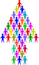 Diversity People Arrow/eps