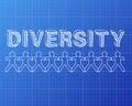 Diversity People Graph