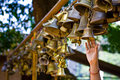 Divine bells Royalty Free Stock Photography