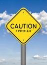 Divine Sign, Caution