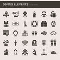 Diving Elements