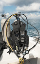 Diving equipment Stock Photography