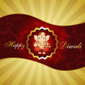 Diwali background Royalty Free Stock Photos