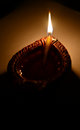 Diwali handmade diya lamp deepavali or popularly known as the festival of lights is a five day hindu festival which starts Stock Photo