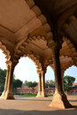 Diwan-i-Am of Agra Fort Royalty Free Stock Image