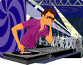 DJ Stock Images